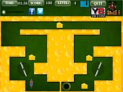 Cheese Thief game game