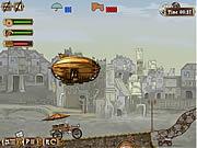 juego Steampunk Truck Race
