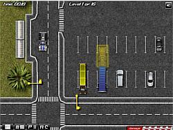 jeu 18 Wheels Driver 4
