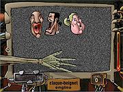 The Claque Beignet game