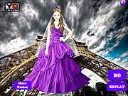 Prom Wedding Dress Up game