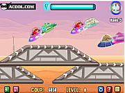Star Airship Racing game