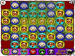 Cute Puppy Match game