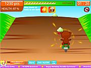 Beary's Bike Ride game