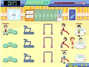 Hanas Gym game