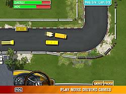 School Bus Racing game