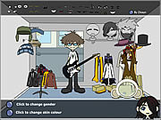 Play Character dress up creator Game