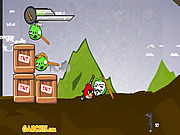 Angry Weirds game