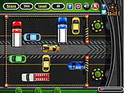 Solve the Traffic game