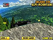 Jaguar on Alps Mountain game
