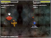 Play Cosmic warriors Game