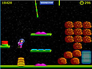 Play Jazzy annette space cadet Game