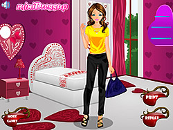 Pretty Girl Makeover game
