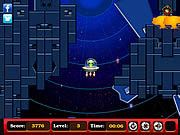 Alien Ship Landing game