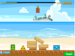 Colored Balls Back Select Level Release game
