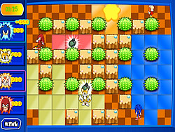 Sonic Boom Boom game