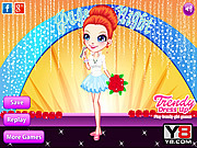 Pageant Girl Dress Up لعبة