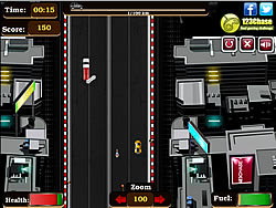 Highway Chasing game