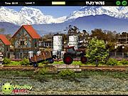 4 Wheeler Tractor Challenge game