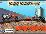 Cargo Truck Time Challenge game