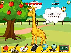 Jane Care Baby Giraffe game