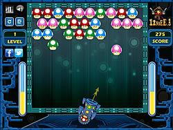 Mushroom Shooter game