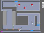 Square Run game