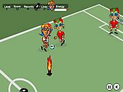 Rockin' Soccer game