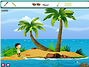 Tropical Island Escape game