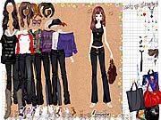 Girl in Denim Jeans game