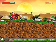 Jungle War Driving game