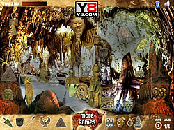 Hidden in the Cave game