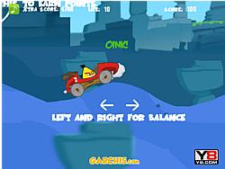 Играть бесплатно в игру Angry Birds Go