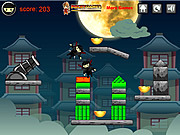 juego Ninja Cannon Shots