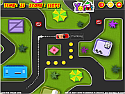 juego Pizza Boy City Parking