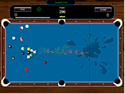 Billiard game