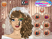 Bridal Glam Make-up game