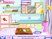 Make Delicious Mooncake game