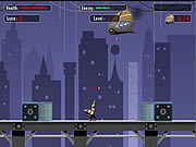 Bridge Shootout game