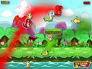 Dino Breath game
