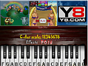 Piano Flash game