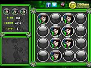 Ben 10 vs Alien Memory Balls game