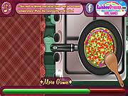 juego Oti's Cooking Lesson: Ratatouille