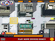 Sim Taxi London game