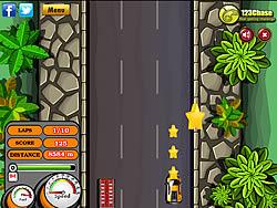 One Way Rush Drive game