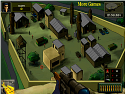 Deadly Sniper II game