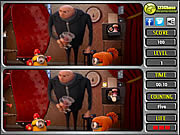 Despicable Me 2 - Spot the Difference game