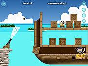 Coastal Cannon game