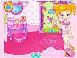 Sue Beauty Room game