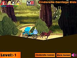 Cinderella Carriage Ride game